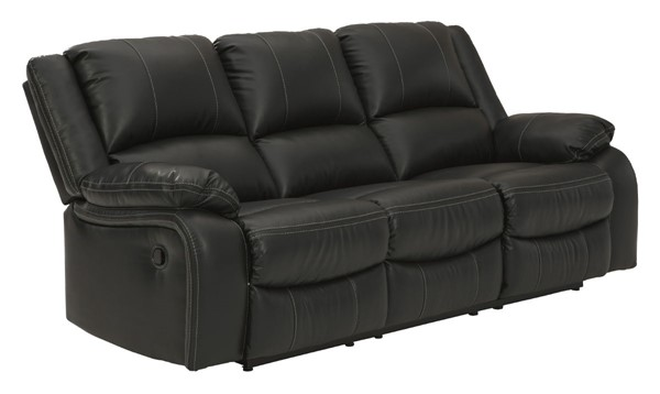 Ashley Furniture Calderwell Black Reclining Sofas 77101-SF-VAR