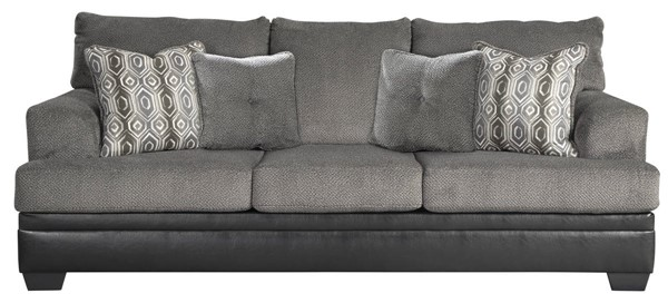 Ashley Furniture Millingar Smoke Sofa 7820238