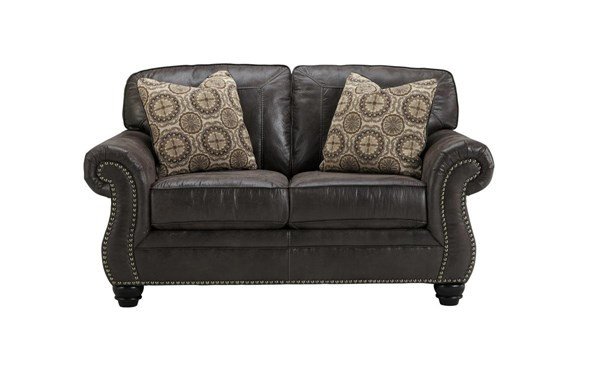 Breville Traditional Classics Charcoal Loveseat 8000435