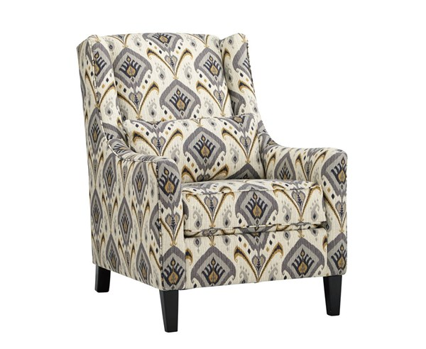 Barinteen Vintage Casual Granite Accent Chair 8100221
