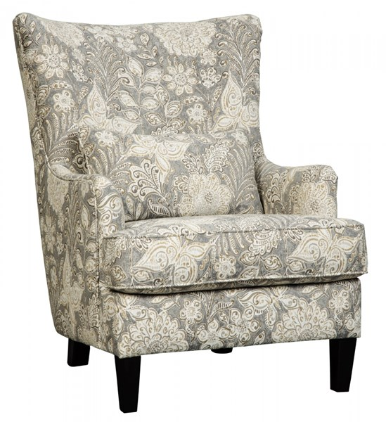 Ashley Furniture Avelynne Ocean Accent Chair The Classy Home