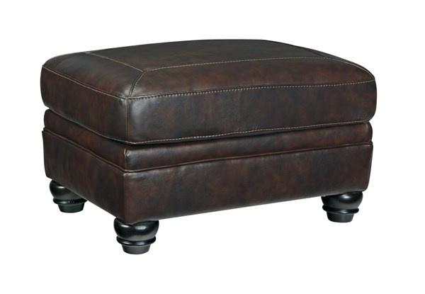 Bristan Traditional Classics Walnut Ottoman 8220214