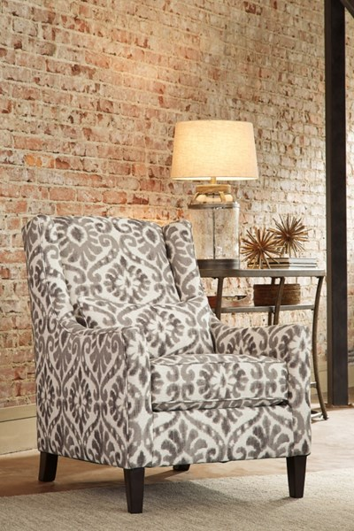 Pierin Urbanology Dove Wing Back Accent Chair 8250021