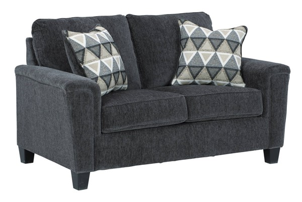 Ashley Furniture Abinger Smoke Loveseat 8390535