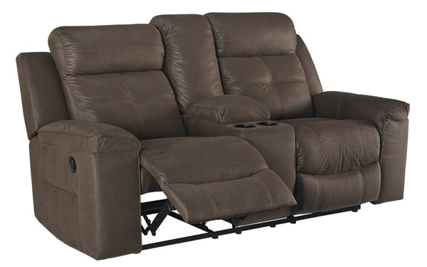 Ashley Furniture Jesolo Double Recliner Loveseats With Console JESOLO-VAR3