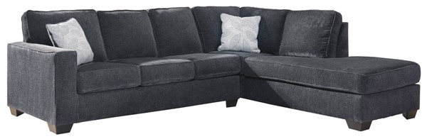 Ashley Furniture Altari Slate LAF Sectionals 8721-SEC-VAR2