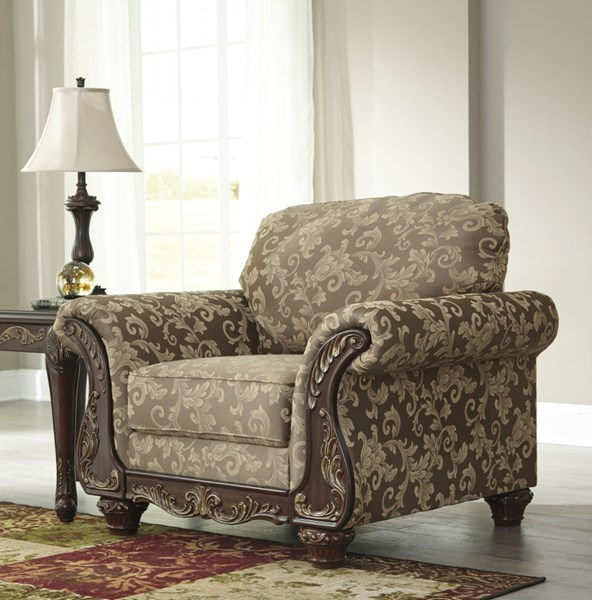Irwindale Traditional Classics Topaz Fabric Chair 8840420