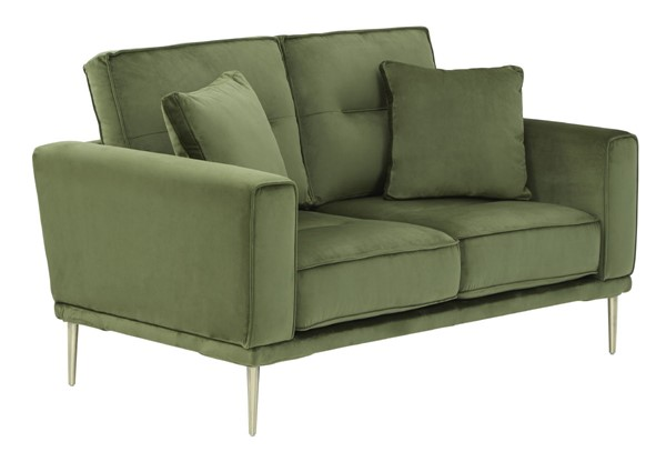 Ashley Furniture Macleary Moss Loveseat 8900635
