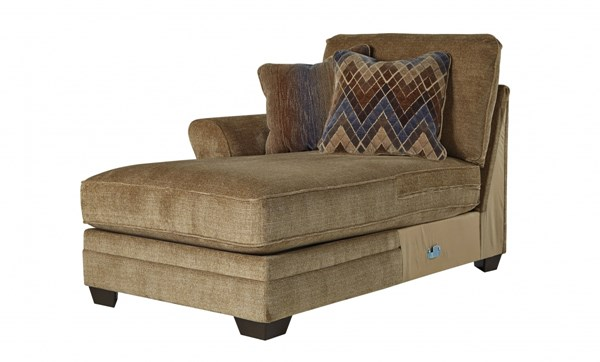 Lonsdale Contemporary Barley Fabric LAF Corner Chaise 9211116