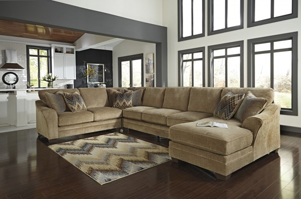 Lonsdale Contemporary Barley Fabric Living Room Set 92111-LR