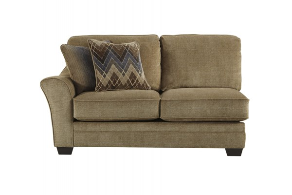 Lonsdale Contemporary Barley Fabric LAF Loveseat 9211155