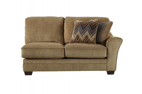 Lonsdale Contemporary Barley Fabric RAF Loveseat 9211156