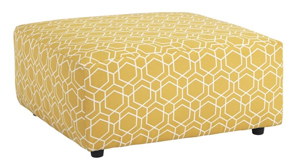 Ashley Furniture Ayanna Nuvella Gold Oversized Accent