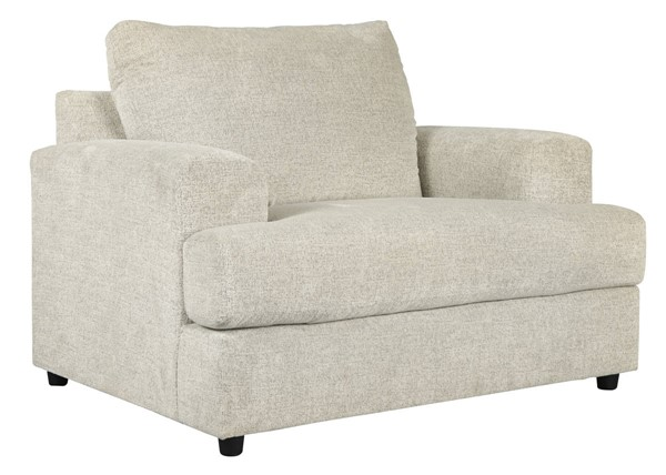 Ashley Furniture Soletren Stone Chair And A Half 9510423