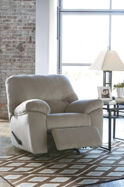 Ashley Furniture Dailey Alloy Rocker Recliner The Classy