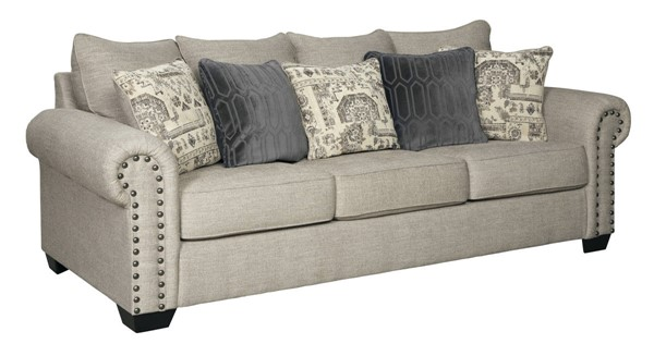 Ashley Furniture Zarina Jute Sofa 9770438