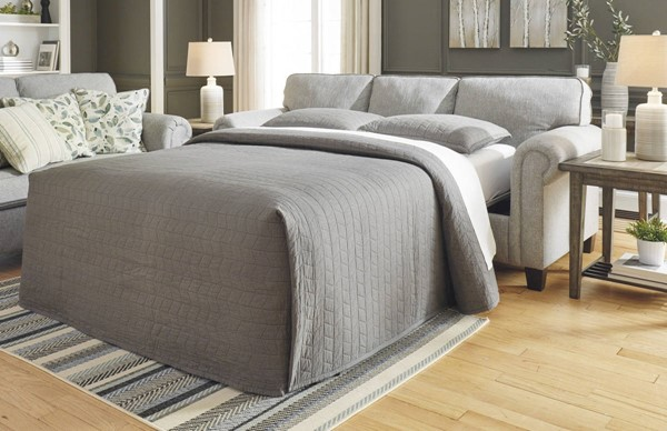 Ashley Furniture Alandari Gray Queen Sofa Sleeper 9890939