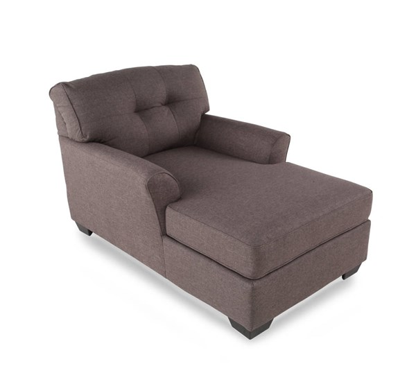 Ashley Furniture Tibbee Slate Chaise The Classy Home