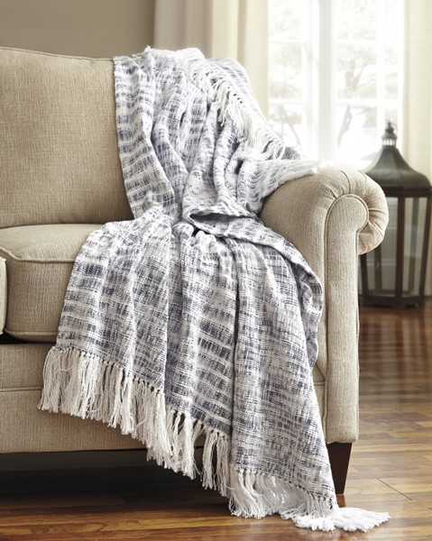 Cassbab Vintage Casual Throws Striped (3/CS) CASSBAB-VAR1