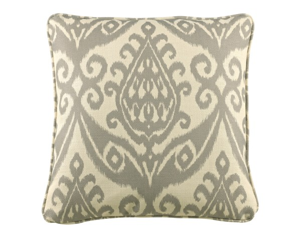 Brynlee Transitional Natural Floral Pillow A1000205P