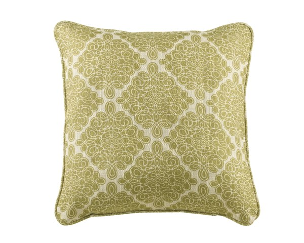 Aville Transitional Geometric Square Pillow A1000209P