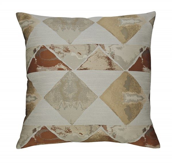 Fryley Contemporary Fabric Pillows A1000234-PLW-VAR