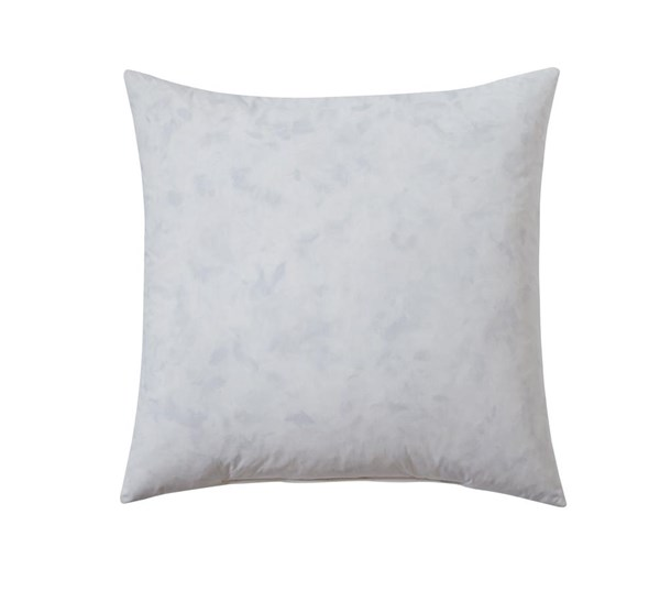 4 Feather-fill Transitional White Small Pillow Insert A1000270