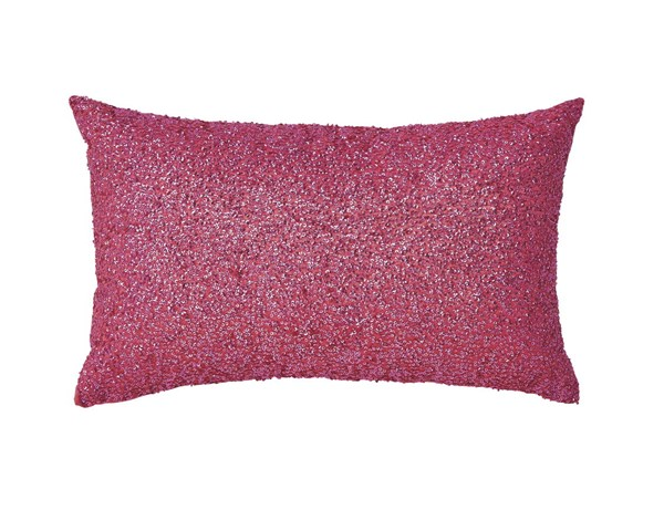 Arabelle Youth Fuchsia Fabric Poly Pillow A1000285P