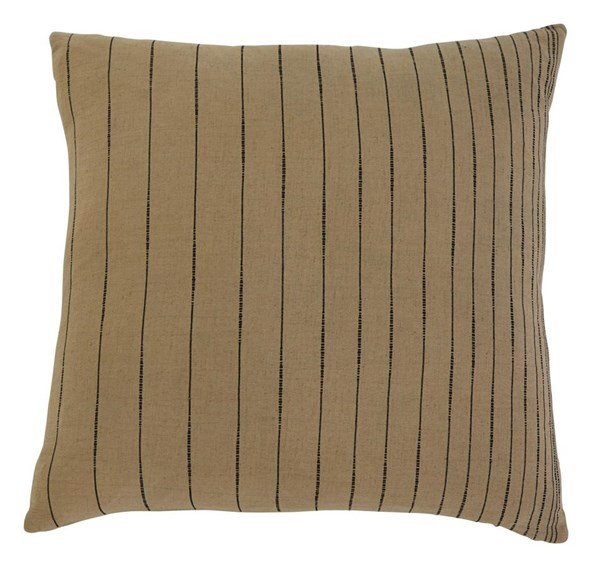 Stitched Vintage Casual Khaki Pillows A1000301-VAR