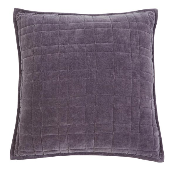 Patterned Traditional Classics Plum Pillow Covers A1000305-VAR