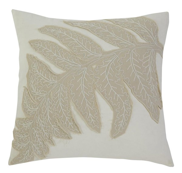 Patterned Vintage Casual Ivory Pillows A1000379-VAR