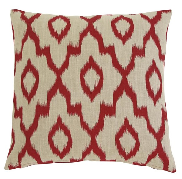 Icot Vintage Casual Brick Fabric Pillows A1000391-VAR