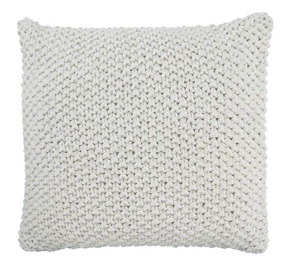 Aloysius Vintage Casual Cream Square Dotted Pillow Cover A1000507-VAR