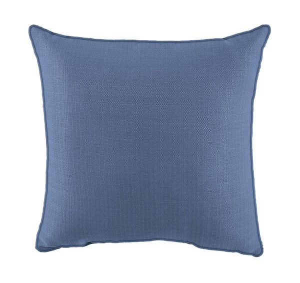 4 Ashley Furniture Perrin Blue Pillows A1000513