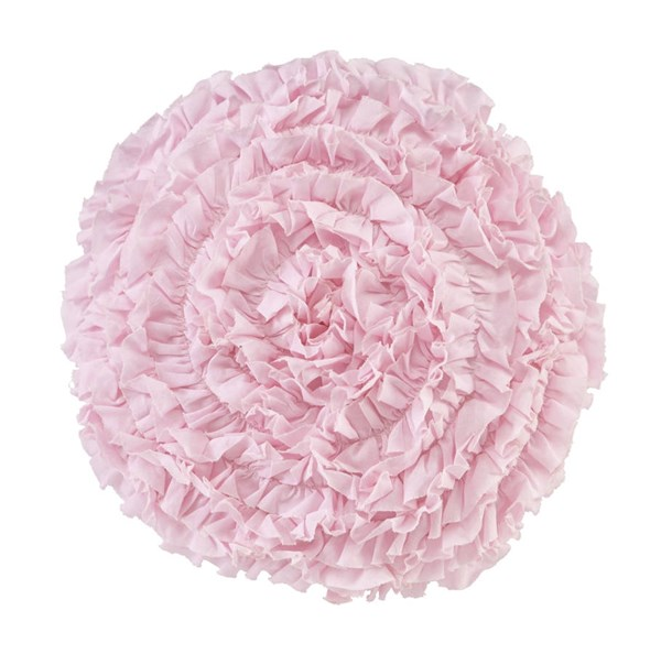 Bloompier Youth Pink Fiber Filled Pillow A1000635P