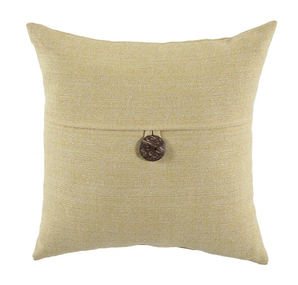 Ashley Furniture Ferriday Light Yellow Pillow A1000752P