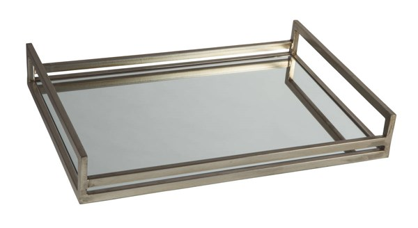 Ashley Furniture Derex Silver Tray A2000255