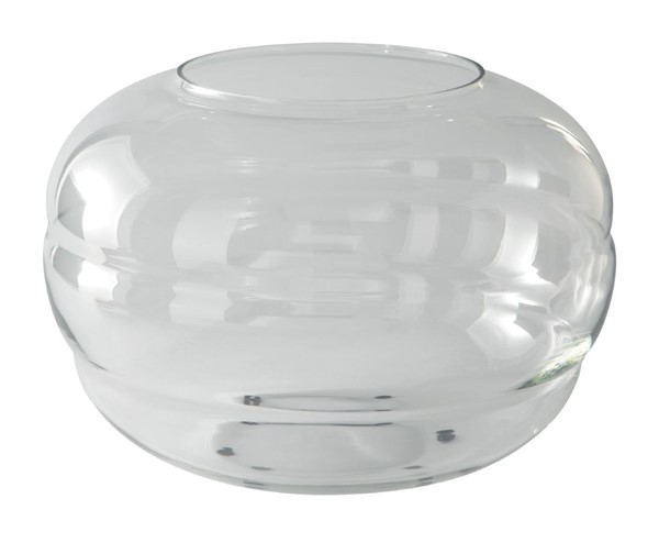 Ashley Furniture Mabon Contemporary Clear Vase A2000372