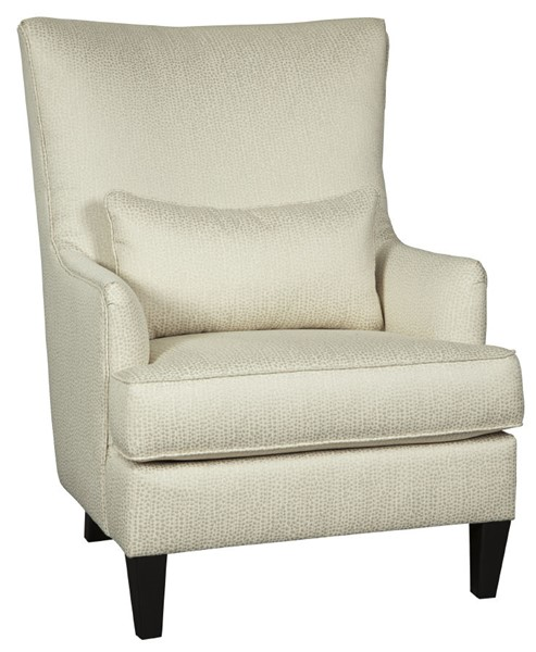 Ashley Furniture Paseo Ivory Fabric Accent Chair A3000044