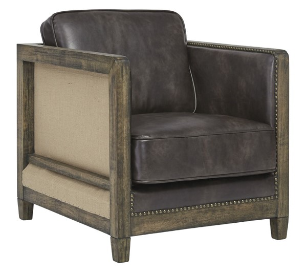 Ashley Furniture Copeland Brown Accent Chair A3000226