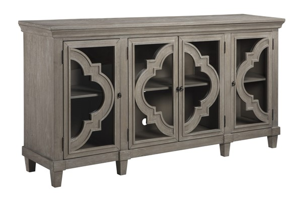 Ashley Furniture Fossil Ridge Door Accent Cabinet A4000037
