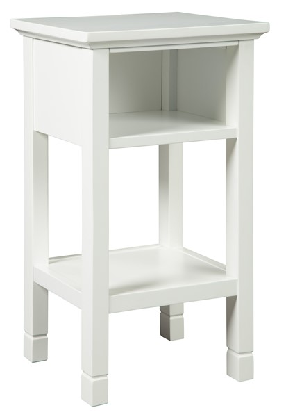 Ashley Furniture Marnville White Accent Table A4000090