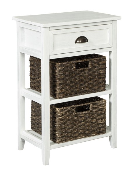 Ashley Furniture Oslember White Accent Table A4000137