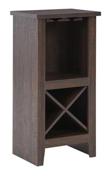 Ashley Furniture Turnley Brown Wine Cabinet A4000330