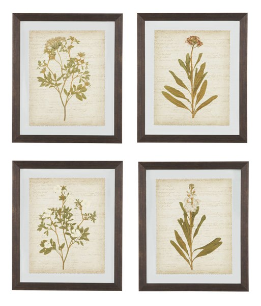 Ashley Furniture Dyani 4pc Wall Art Set A8000198