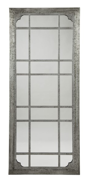 Ashley Furniture Remy Antique Gray Accent Mirror A8010131