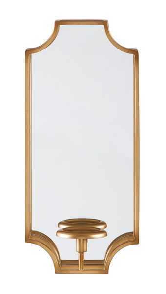 Ashley Furniture Dumi Gold Wall Sconce A8010153