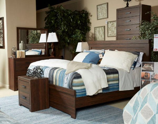 Ashley Furniture Arkaline Master Bedroom Set B071-BR