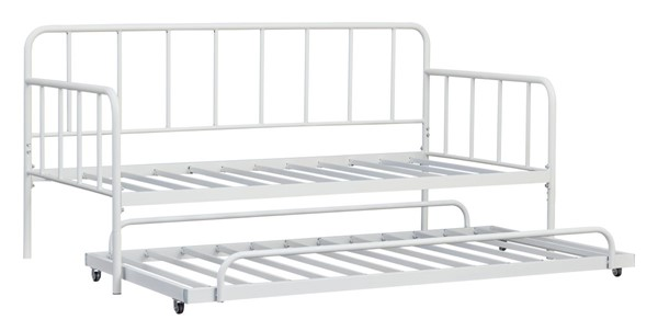 Ashley Furniture Trentlore White Twin Trundle Day Bed B076-260-280-TR-DB
