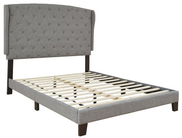 Ashley Furniture Vintasso Gray Upholster Beds B089-781-BED-VAR